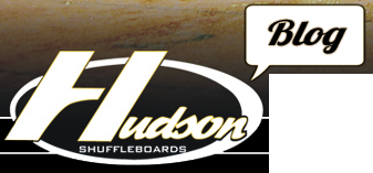 Hudson Shuffleboards Blog