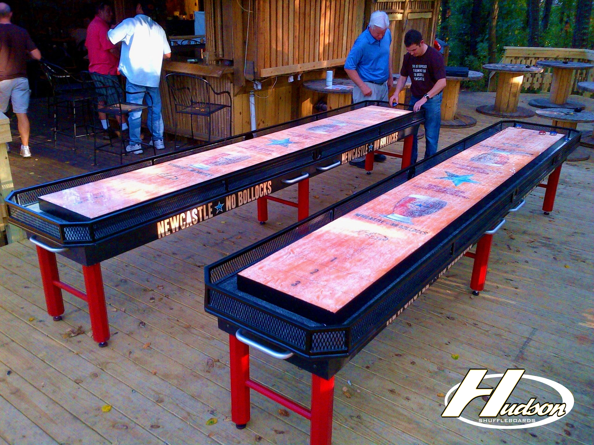 sculptural sale proudly collection for this finest shuffleboard tables feature table kush design